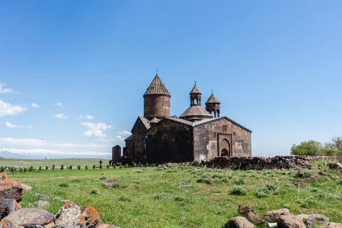 Psalmenkloster Saghmosavank