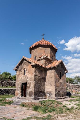 Kirche Karmravor