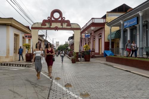 Baracoa - Fußgängerzone
