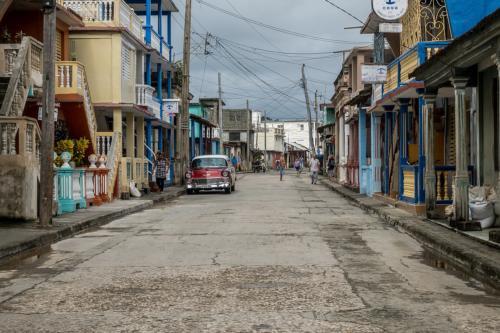 Baracoa - Strassenszene
