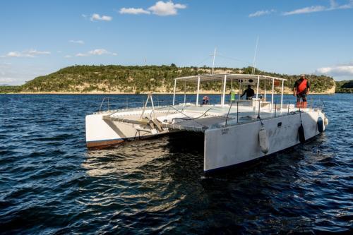 Santiago de Cuba - Boot zur Sklavenhändlerinsel