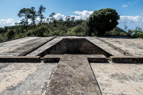 Kaffeeplantage La Isabelica - Trockenflächen für Kaffeebohnen