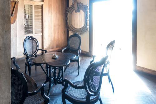 Kaffeeplantage La Isabelica - Im Herrenhaus
