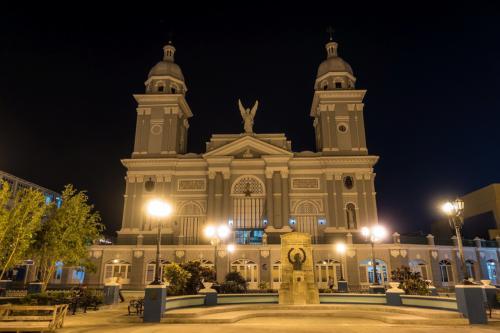 Santiago de Cuba - Kathedrale