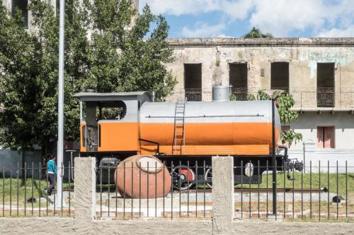 Camagüey - Eisenbahnmuseum