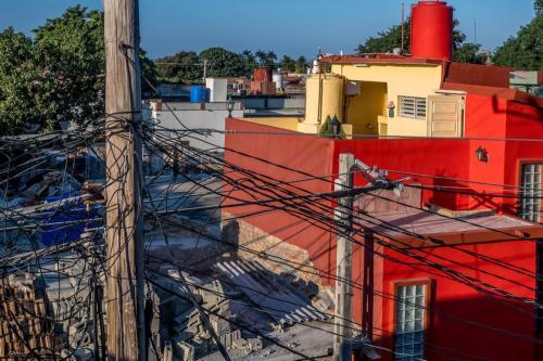 Trinidad - Vom Dach der Casa particular