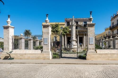 Havanna - El Templete
