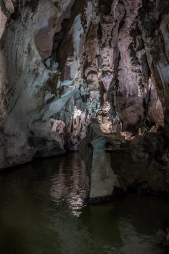 Vinales - Karsthöhle Cueva del Indio