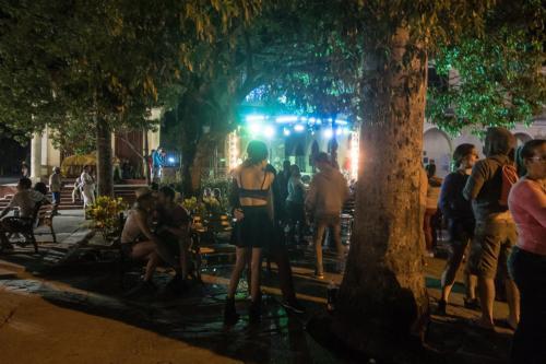 Vinales - Strassenfest