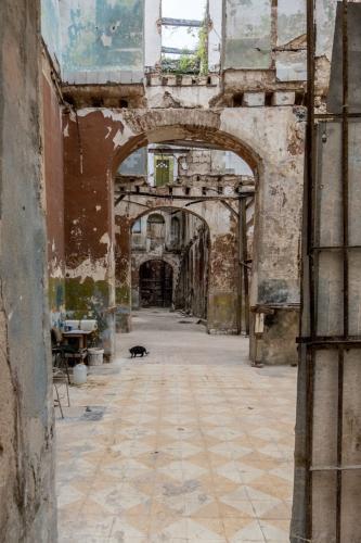 Havanna - Klosterruine