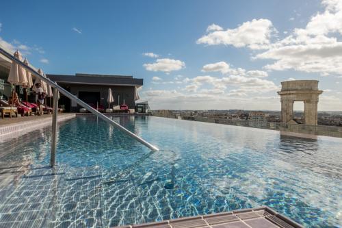Havanna - Hotel Manzana, Pool