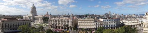 Havanna - Panorama vom Hotel Manzana aus
