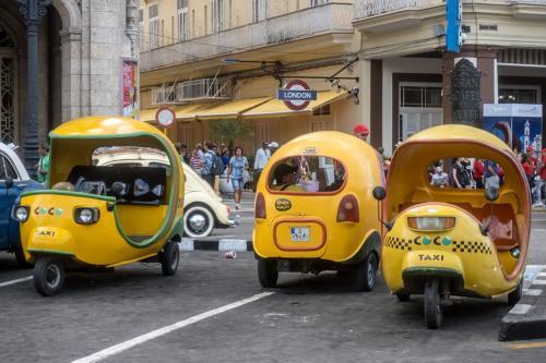 Havanna - Coco-Taxis