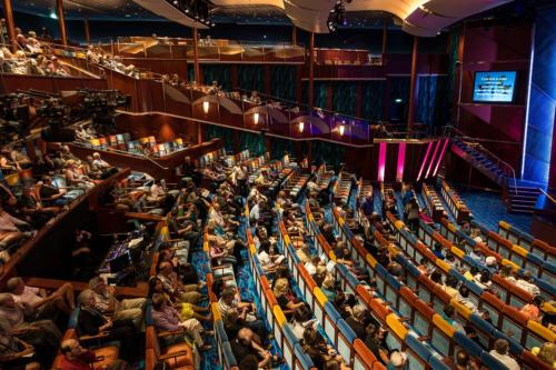 Jewel of the Seas: Coral-Theater