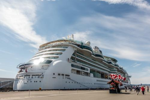 Jewel of the Seas in Victoria (BC, Kanada)