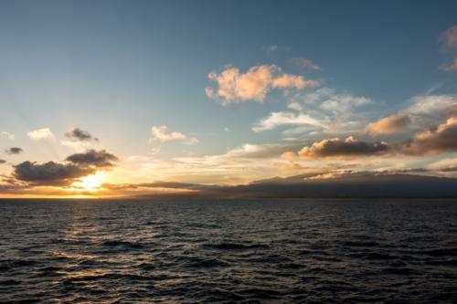 Maui, Sonnenaufgang