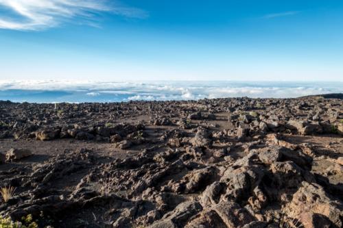 Maui, auf dem Haleakala