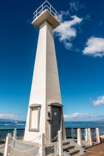 Maui, Lahaina, Leuchtturm