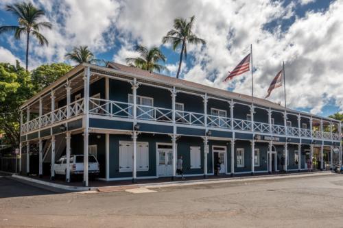 Maui, Lahaina, Pioneer Inn