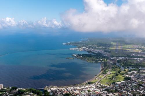 Big Island, Hafen Hilo