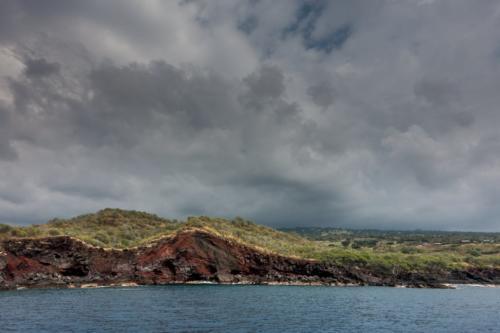 Big Island, Gesteinsformationen vulkanischen Ursprungs