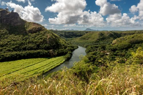 Kauai, Weilua Fluss