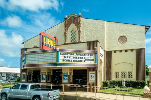 Kauai, ehemaliges Kino in Lihue