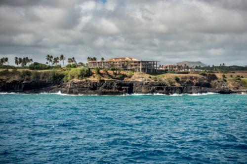 Kauai, bei Nawiliwili