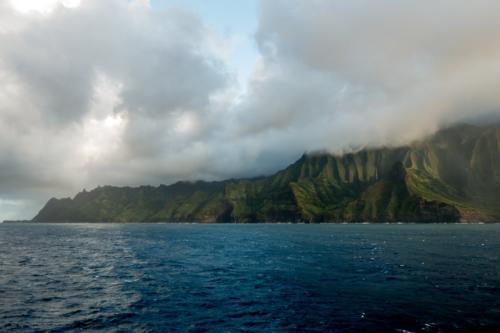 Kauai, Napali-Küste