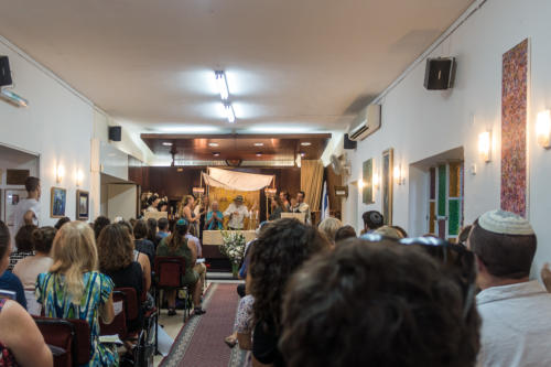 Har El Gemeinde: 60 Jahre verheiratet