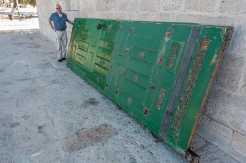 Tor der Al-Aqsa-Moschee