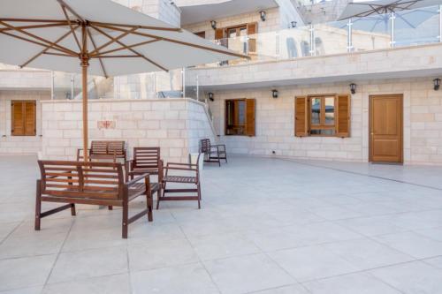 Jerusalem - Casa Austria im Österreichischen Hospiz