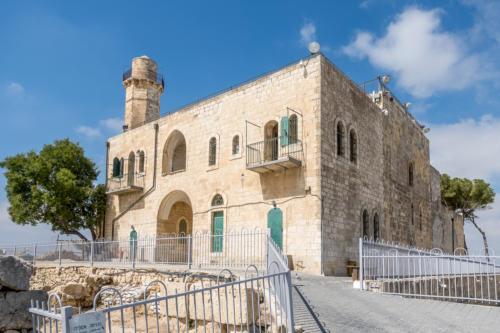 Jerusalem - Nebi Samuel (Grab des Propheten Samuel)
