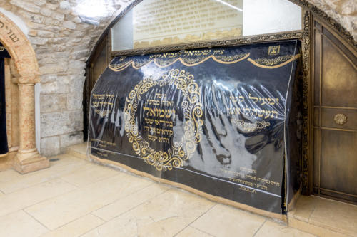 Jerusalem - Grab des Propheten Samuel