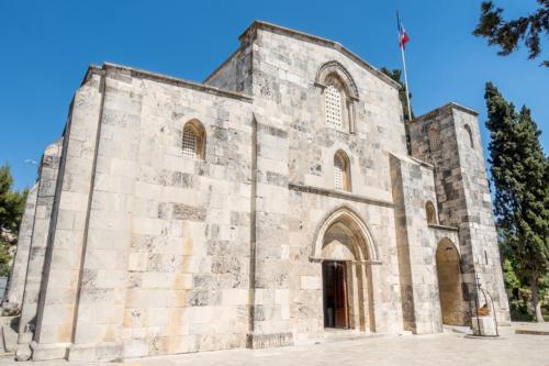 Jerusalem - St. Anna