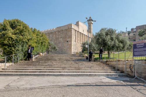 Hebron - Gräber der Patriarchen