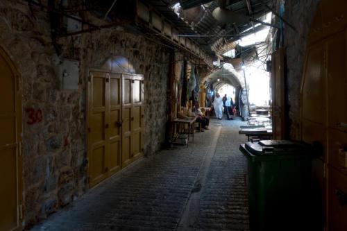 Hebron - Markt