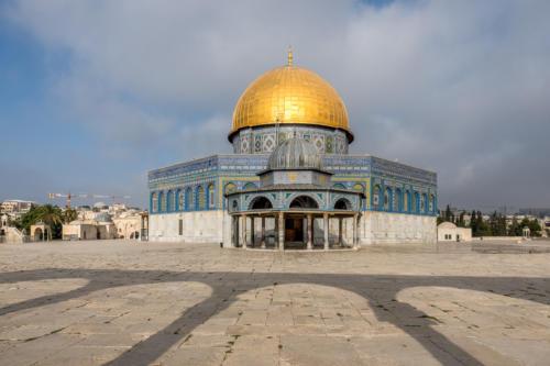 Jerusalem - Felsendom