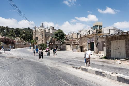 Hebron: Checkpoint