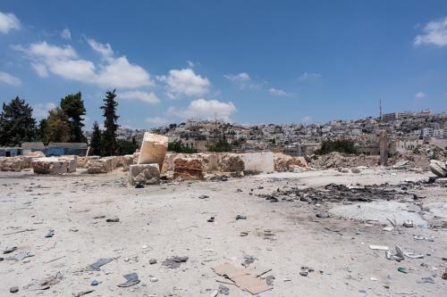 Hebron: Niemandsland