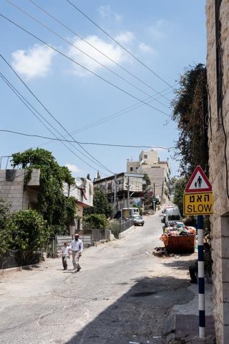 Hebron: Israelische Sieder in Tel Rumeida