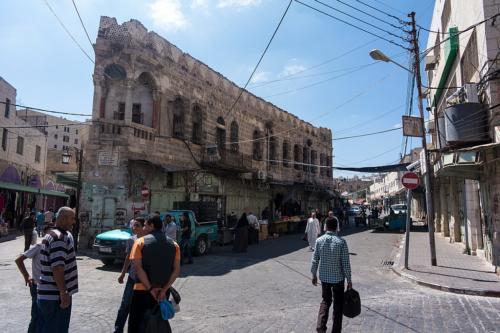 Hebron: Markt