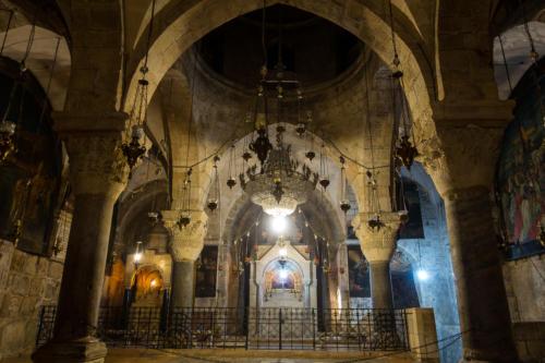 St. Helena-Kapelle in der Grabeskirche