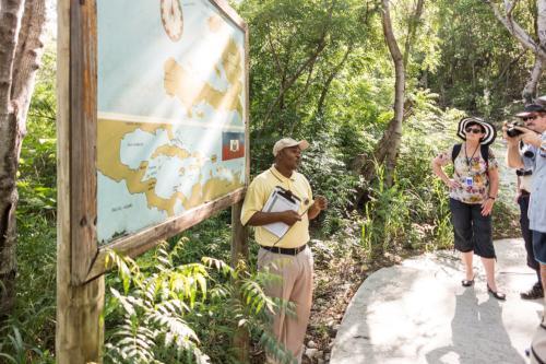 Labadee Historic Walking Tour mit Führer Lamy
