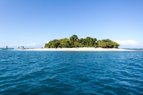 Labadee: Sandbank