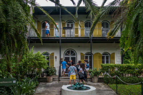 Key West: Hemingway-Museum