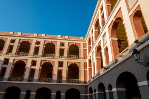 Ballajá Barracks in San Juan
