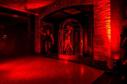 """""""Underground""""-Disco im Cellar Masters"""