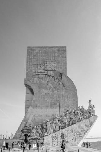 Entdeckerdenkmal Padrão dos Descobrimentos