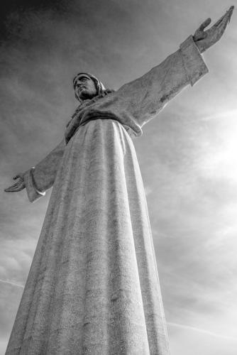 Statue Cristo Rei